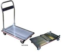 ALUMINUM FOLDING HANDLE PLATFORM TRUCKS